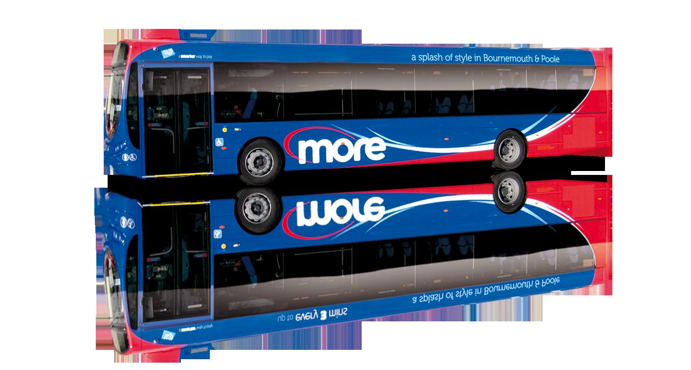 More Bus logo